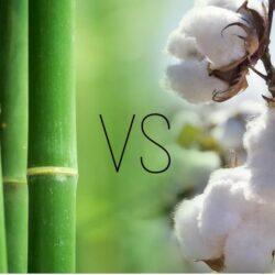 Sábanas de Algodón o sábanas de bambú. El bambú es una gran alternativa ecológica