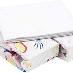 Caja regalo de sabanas colecho para bebes