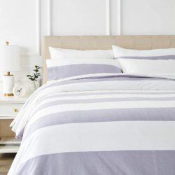 juego de sabanas de franela de algodon para cama de 150