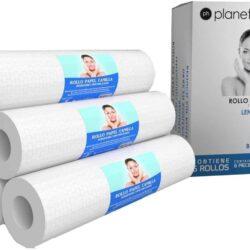 rollo de camilla de papel