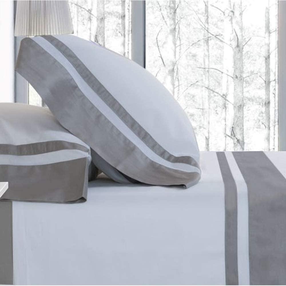 Juego de Sábanas satén de algodón egipcio de 1000 hilos