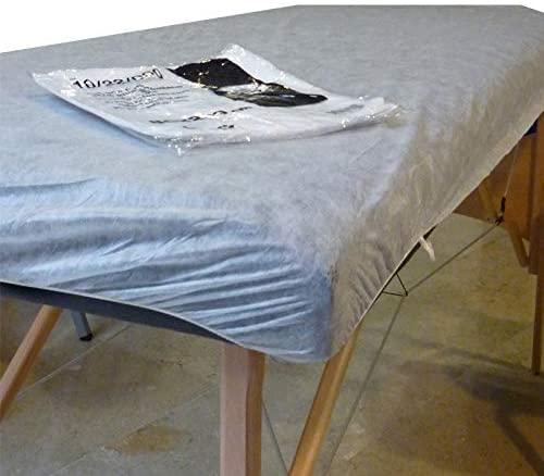 sabanilla desechable para camillas y camas de sms