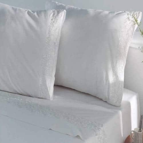sabanas de algodon percal 200 hilos